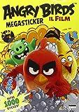 Angry Birds. Il film. Megasticker. Con adeisivi
