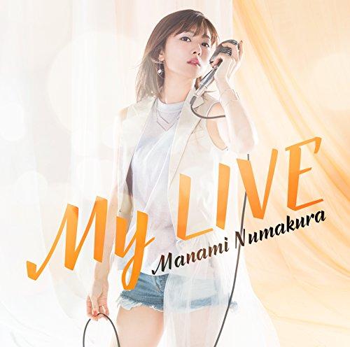 沼倉愛美 (Manami Numakura) – My LIVE [FLAC / 24bit Lossless / WEB] [2017.06.14]