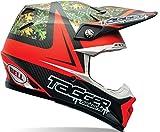Bell ベル MOTO-9 CARBON FLEX TAGGER REKLUSE Helmet 2015モデル オフロード ヘルメット Rekluse XS(53~54cm)