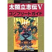 太閤立志伝V コンプリートガイド (上)