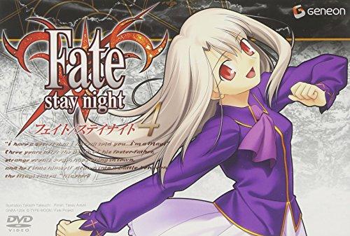 Fate/stay night 4 [DVD]の詳細を見る
