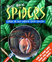 Spiders: Explore the Tiny World of Creepy Crawlies (Bug Box)