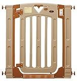 日本育児 nihonikuji ベビーゲート スマートゲイトII Smart Gate 2 取り付け幅67~91cm×奥行3×高さ91cm 6kg 5014045001 6ヶ月~24ヶ月対象 扉開閉式,突っ張りゲイト幅木よけつき
