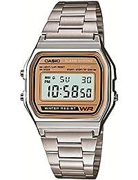 [カシオ]CASIO 腕時計 スタンダード 海外モデル 国内メーカー保証付き A-158WEA-9JF
