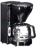 Melitta コーヒーメーカー JCM-551/K(ブラック)