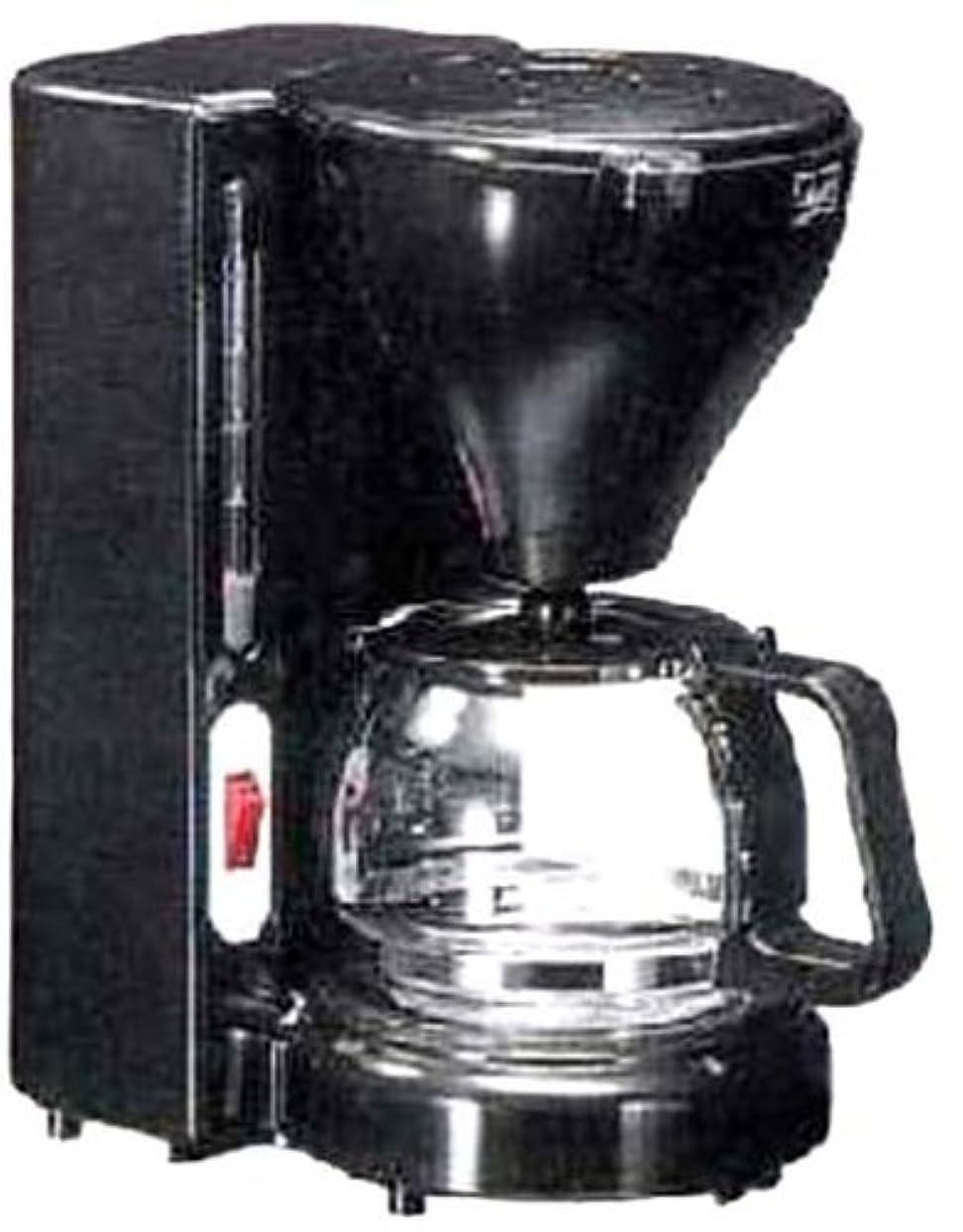 人気体細胞水平Melitta コーヒーメーカー JCM-551/K(ブラック)