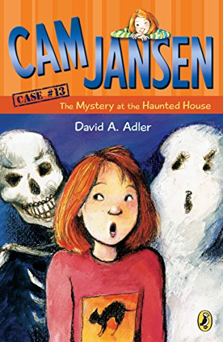 Cam Jansen: the Mystery at the Haunted House #13の詳細を見る