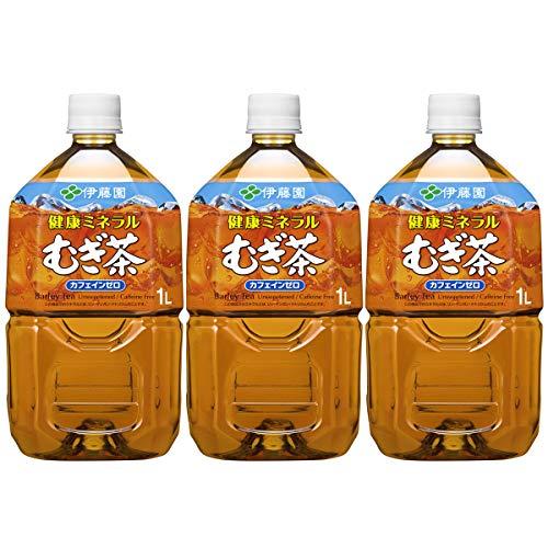伊藤園 健康ミネラルむぎ茶 1L 1セット(24本)