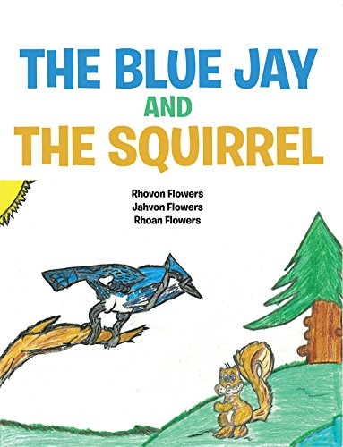 The Blue Jay and the Squirrel (English Edition)