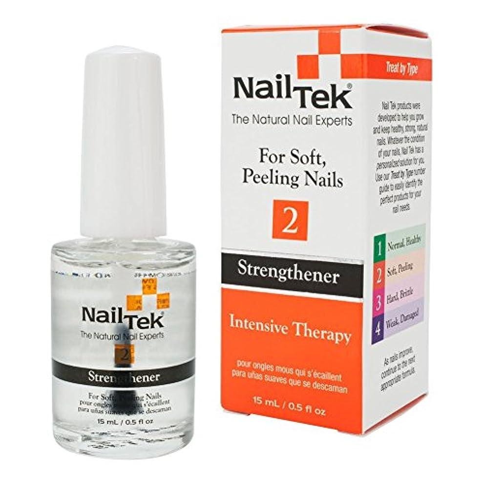 ファッションポータブル天才Nailtek Ii Intensive Therapy 15 ml (並行輸入品)