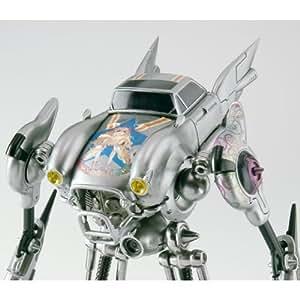 バスカッシュ!×マクロスF ダンガン号ノーズアートモデル( シェリル・ノーム)BIG FOOT PLAYER