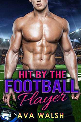 Hit by the Football Player (English Edition)