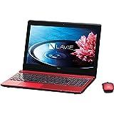 日本電気 LAVIE Note Standard - NS750/BAR クリスタルレッド PC-NS750BAR