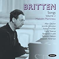 Britten: Complete Songs Vol.2 (2011-12-13)