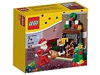 レゴ lego 40125 クリスマス Santa's Visit 数量限定品 [並行輸入品]