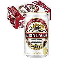 【ビール】キリン ラガービール[350ml×24本]