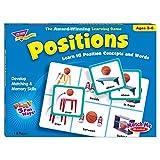 トレンド 英単語 カードゲーム マッチミーゲーム ポジション Trend Match Me Games Positions T-58104