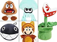 World of Nintendo Plush Wave 10 - Set of 5 (製造元:Jakks Pacific) [並行輸入品]