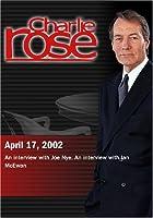 Charlie Rose with Joe Nye; Ian McEwan (April 17 2002) [並行輸入品]