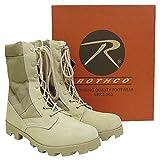 ブーツ ROTHCO DESERT TAN SPEEDLACE BOOT【ロスコ デザート タン スピードレース ブーツ】【SAND BEIGE 5057】
