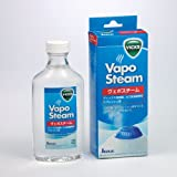 メンソールの香りを届け、喉に潤いとリフレッシュ感を与える!ヴィックス 加湿器専用リフレッシュ液 メンソール KFC-6J【4個セット】