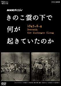 NHKスペシャル きのこ雲の下で何が起きていたのか [DVD]
