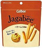 カルビー スタンドパウチ Jagabee バターしょうゆ味 40g ×12袋