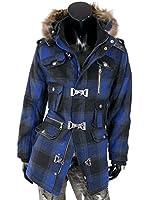 ファイヤーマン コート メンズ ロングコート メルトン ウール A261120-01
