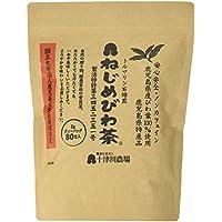 十津川農場 ねじめびわ茶80 (2gティーバック 80包入)