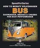 洋書「How To Modify Vw Bus Suspension, Brakes」