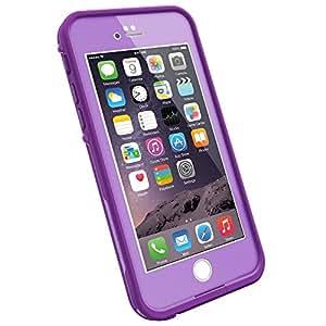 LIFEPROOF iPhone 6 ケース 防水 防塵 耐衝撃 fre Pumped Purple 77-50337 【日本正規代理店品・iPhone本体保証付】