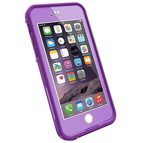 日本正規代理店品・iPhone本体保証付LIFEPROOF 防水防塵耐衝撃ケース fre iPhone6 Pumped Purple 77-50337