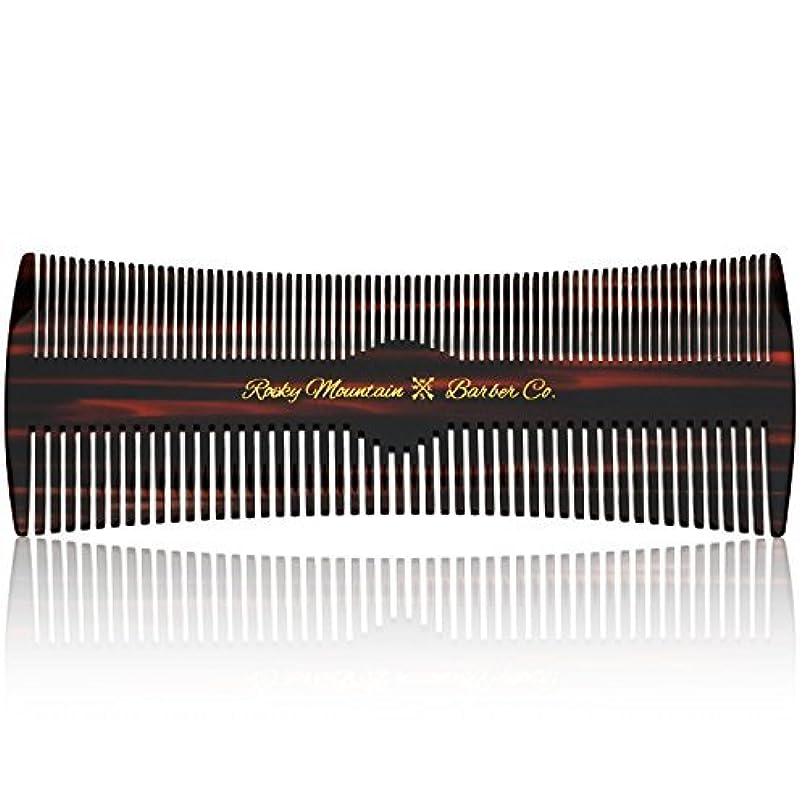 喉頭チューインガム腹痛Hair Comb - Fine and Medium Tooth Comb for Head Hair, Beard, Mustache - Warp Resistant, No Snag Design with Contour...