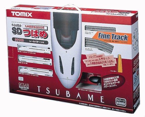 TOMIX Nゲージ 90148 ベーシックセットSD九州新幹線800系つばめ