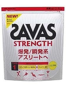 ザバス(SAVAS) タイプ1ストレングス 2.5kg