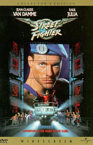 Street Fighter (Collector's Edition)