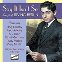 Songs of Irving Berlin