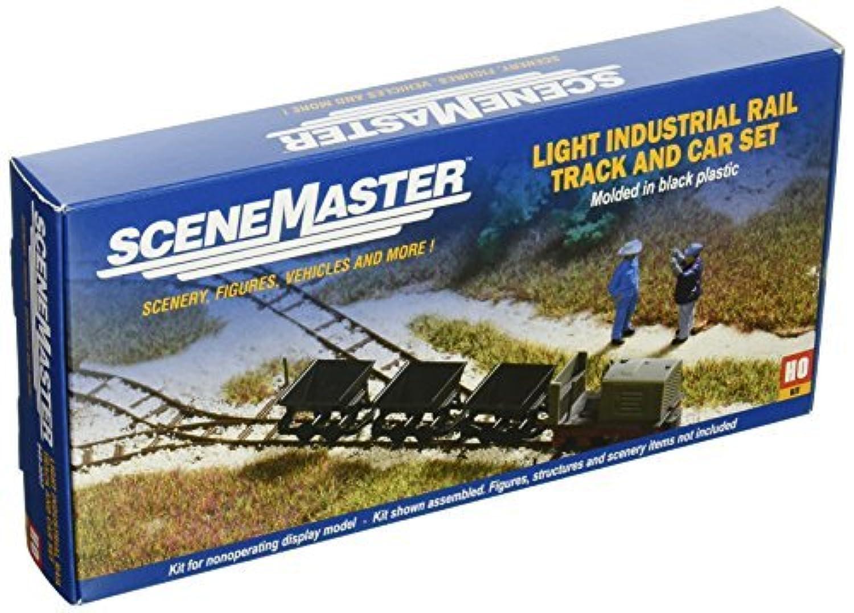 Walthers Inc. Light Industrial Rail Series [並行輸入品]