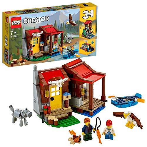 レゴ(LEGO) クリエイター 森のキャビン 31098