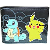 [バイオワールド]bioWorld Pokémon Charmander Squirtle Bulbasaur Pikachu Group BiFold Wallet 190371097966 [並行輸入品]