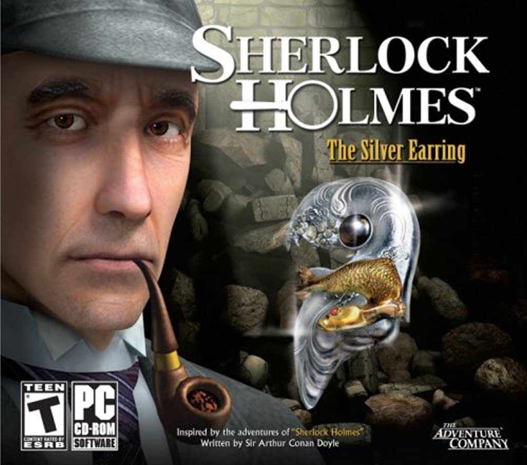 レギュラー木スイングSherlock Holmes: The Secret of the Silver Earring (輸入版)