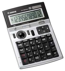 キヤノン トラックボール付き テンキー電卓 KS-1200TKM II 1416B001