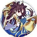 サークル R.P.G. 同人缶バッジ Fate/Grand Order 第3弾 ☆『イシュタル/illust:ドア』★