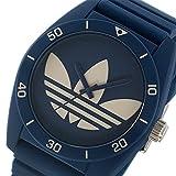 アディダス 腕時計 アディダス ADIDAS オリジナルス ORIGINALS サンティアゴ ユニセックス 腕時計 ADH3138 ネイビー/グレー 腕時計 海外インポート品 アディダス mirai1-526230-ak [並行輸入品] [簡易パッケージ品]