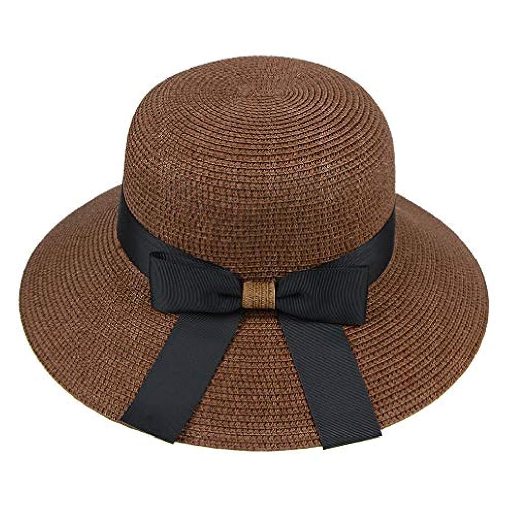 一緒に汚い顕微鏡漁師帽 帽子 レディース UVカット 帽子 夏季 海 旅行 UV帽子 日焼け防止 つば広 取り外すあご紐 おしゃれ 可愛い ワイルド カジュアル スタイル ファッション シンプル 夏 ビーチ 必須 小顔効果 ROSE ROMAN