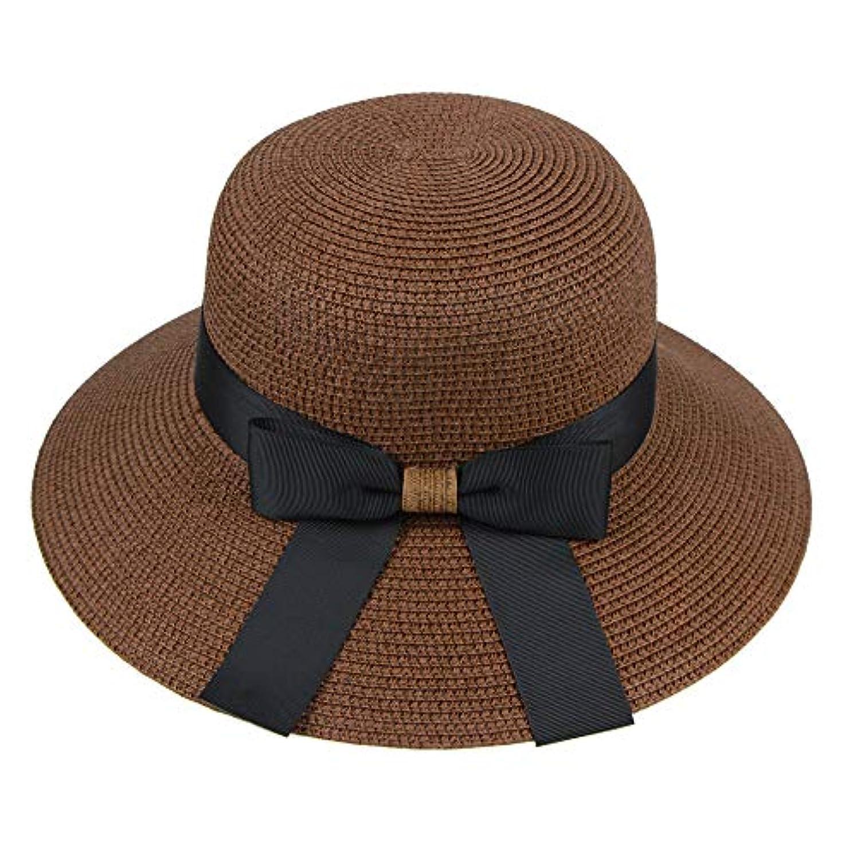 力学特別にパッチ漁師帽 帽子 レディース UVカット 帽子 夏季 海 旅行 UV帽子 日焼け防止 つば広 取り外すあご紐 おしゃれ 可愛い ワイルド カジュアル スタイル ファッション シンプル 夏 ビーチ 必須 小顔効果 ROSE ROMAN