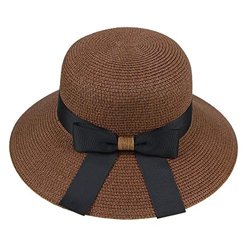 オーク頭蓋骨半島漁師帽 帽子 レディース UVカット 帽子 夏季 海 旅行 UV帽子 日焼け防止 つば広 取り外すあご紐 おしゃれ 可愛い ワイルド カジュアル スタイル ファッション シンプル 夏 ビーチ 必須 小顔効果 ROSE ROMAN