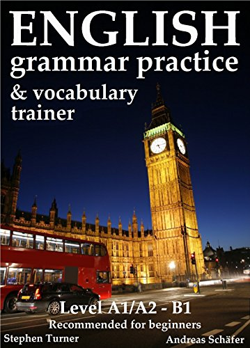 English Grammar Practice and Vocabulary Trainer: R...