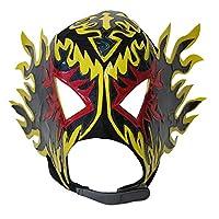 【プロレス マスク】 CMLL ルード ボルボラ セミプロマスク ルチャリブレ プロレス