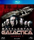GALACTICA/ギャラクティカ シーズン1 ブルーレイBOX [Blu-ray]